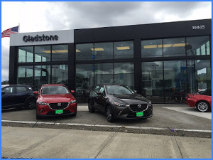 Mazda of Gladstone dealership