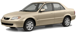 Mazda Protege Genuine Mazda Parts and Mazda Accessories Online