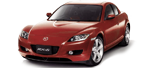 Mazda RX-8 Genuine Mazda Parts and Mazda Accessories Online